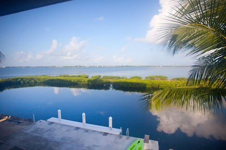 Big Pine Key Waterfront Home w/boat ocean access - 獨棟