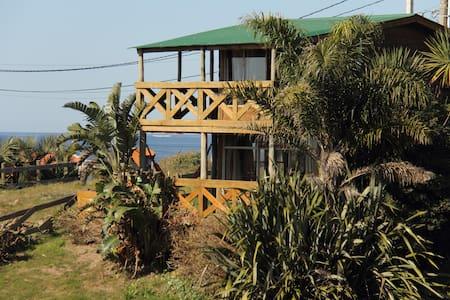Achira: Beautiful house with great view - Arachania