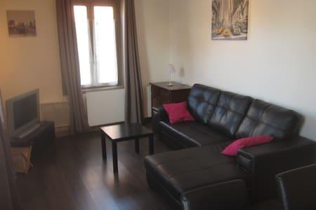 bel appartement proximité de Lille et grand stade - Apartamento