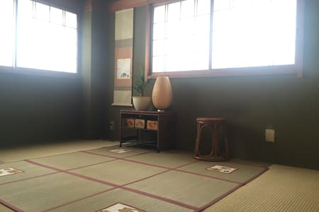 Japanes  Private Space in Namba - Lejlighed