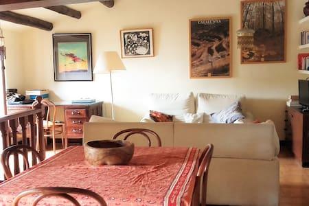 Belle maison village calme à 20 min plages Roses - Vilamaniscle
