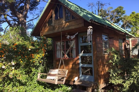 Berkeley Backyard Tiny Home - Kisház