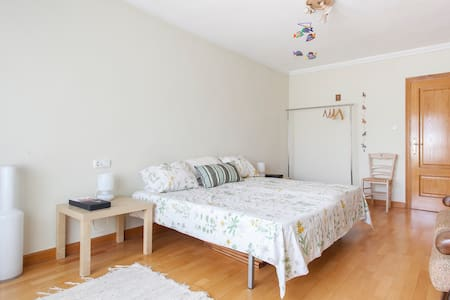 Nice Big Double Room - Pis
