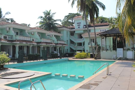 3 Bedroom Villa in Benaulim, Goa - Huis