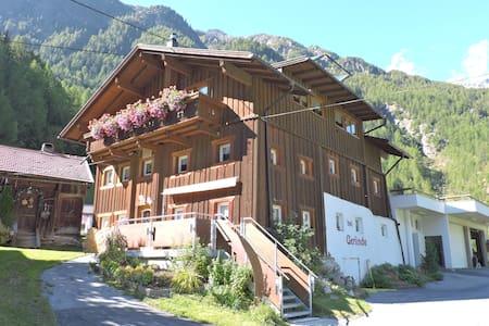 Ferienhaus Gerlinde Sölden Ötztal - Ház