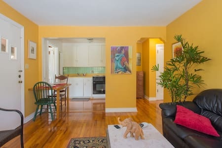 Quiet Apt. in Historic District - Tampa - Wohnung