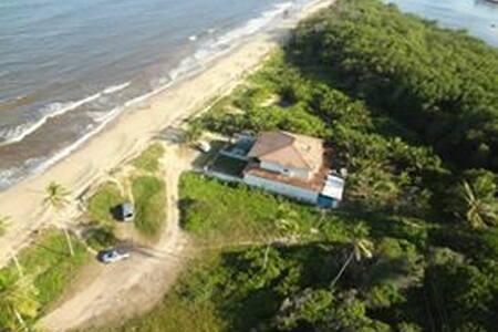 CASA A 5 MTS DO MAR. ENTRE  RIO/MAR