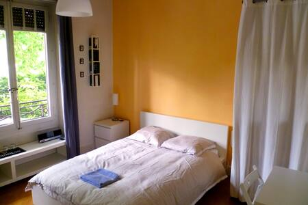 ZENTRUM:Stylish Single/Doppel/Twin  - Wohnung