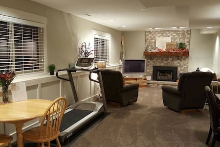 Private - Newly Finished Lower Level - Casa