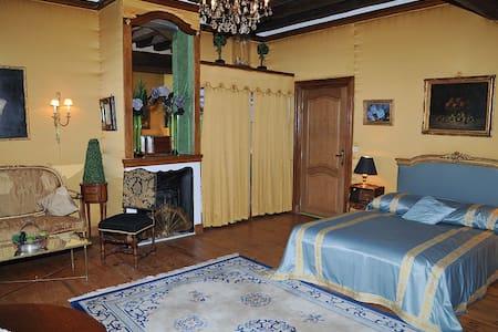 Chambres Bleue et Jaune avec Salons au Chateau - Slott