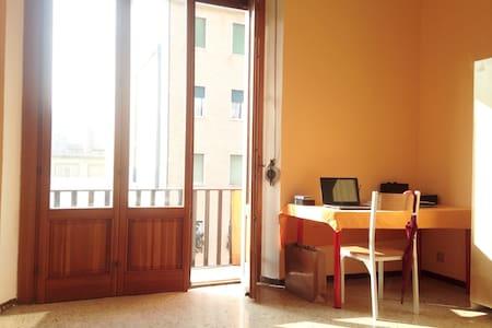 Camera singola, molto ampia, solare - Lejlighed