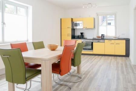 Apartment Wieck, 80qm, 3 Zimmer - Greifswald - Apartemen