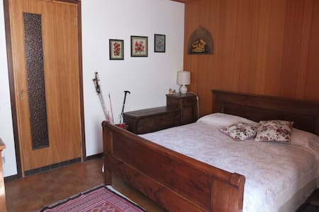 Macugnaga - Appartamento con vista Monte Rosa - Apartmen
