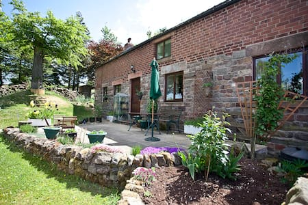 Oldfield Barn Holiday Cottage - Talo