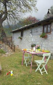 Magie del Sannio - Baita in Campania - Blockhütte