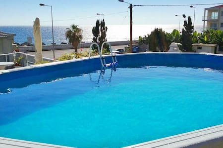 ...FULL OCEAN VIEW-WHIT SUNNY  POOL - Appartamento