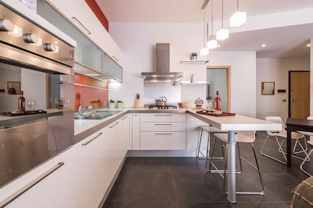 Full color Apartment - Central Totally Equipped - Free WiFi - Bari - Apartment
