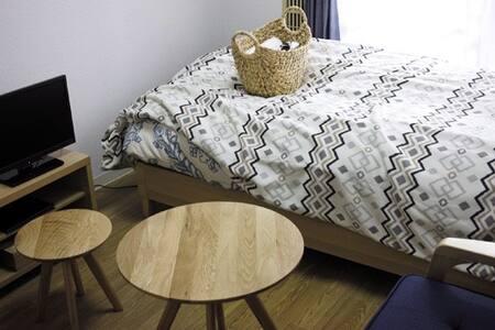 For traveling alone. Relaxed Room - Lägenhet