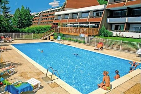 Club Hotel Maeva Studio 27 m2, 4 personnes - Appartement