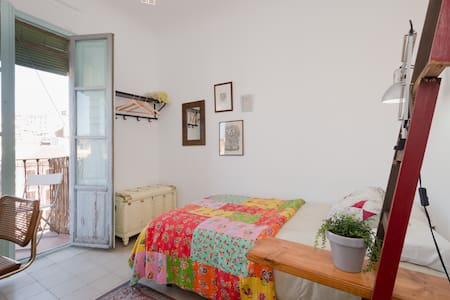 Habitación individual en ático - Granada - Apartment