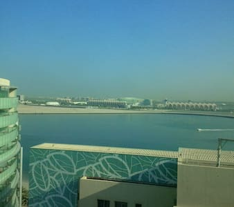 Classy top floor  apartment Yas Island view - Abu Dhabi - Appartement