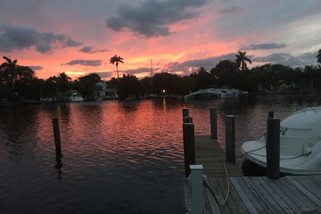 Welcome to Paradise in Fort Lauderdale Florida - Vendégház