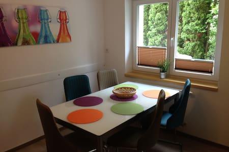 Apartement Luna - Mittersill - Departamento