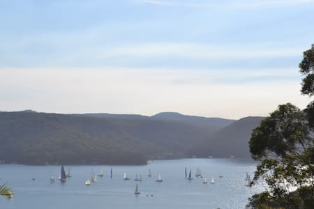Pittwater Haven with sweeping water views - Talo