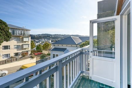 Executive townhouse in Mount Victoria - Townhouse