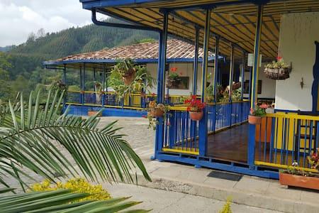 Finca Hotel El Rancho de Salento - Salento - Andere