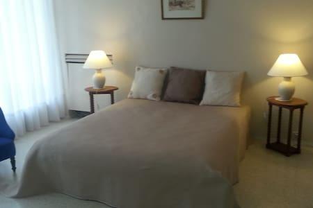 La chambre ivoire sur terrasse - Casablanca - Bed & Breakfast