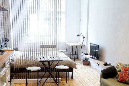 Cozy and modern studio near the touristic center. - Prag