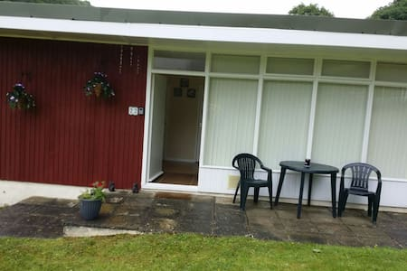 2 BEDROOM CHALET CEREDIGION NEWQUAY WEST WALES - Chalet