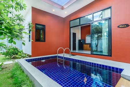 1SI# -30%: Cozy Private Pool Villa,Comfy Bed,Wifi - Villa