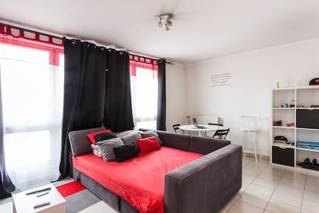 place de l'europe, rives du lez - Montpellier - Apartment