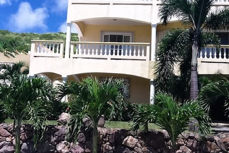 Oasis In The Tropics - Frigate Bay - House