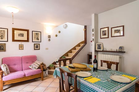 CHARMING HOUSE IN THE CENTER - Fermo - House