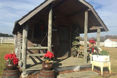 Horse farm cabin - Cabin