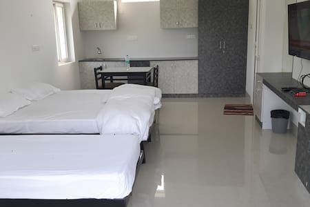 """Quiet Home"" B5-  Studio Apartment  Pondicherry - Pondichery - Guesthouse"