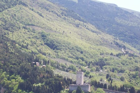 La Rocchicciola delle Upupe - Assisi - House