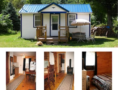 Catskill Bungalow Vacation Rental - Kisház