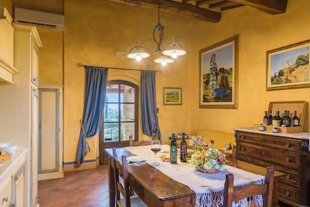 Appartamento La Torre - Pienza - Bed & Breakfast