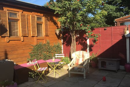 Cute Comfortable Cosy Cottage in Bray Co Wicklow - Bray - Cabin