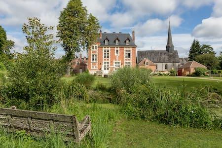 Magnifique propriété piscine, golf privé, Sologne - Chaon - Ev