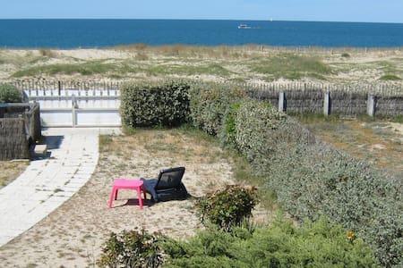 Villa accès direct plage - Bretagne - La Turballe - Hus