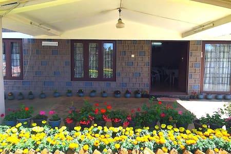 Beautiful 3BHK stay at Coonoor - Bungloguru - Ev