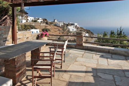 Guest House in Triandaros - Tinos