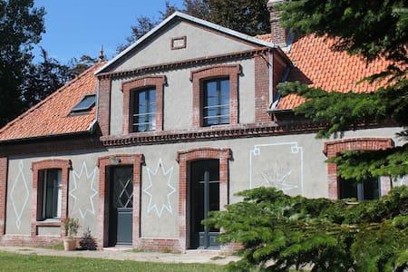 Charmante maison normande village bord de mer - Saint-Pierre-en-Port - Haus