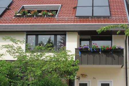 Wohnen im Atelier - Apartment