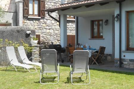 CASA GAIA RIVA BIANCA - Lierna - Villa